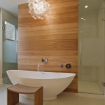 La Cantina Chicago for Contemporary Bathroom with Freestanding Bath