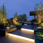 La Cantina Chicago for Contemporary Deck with Roof Deck