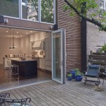 La Cantina Doors for Modern Patio with Modern
