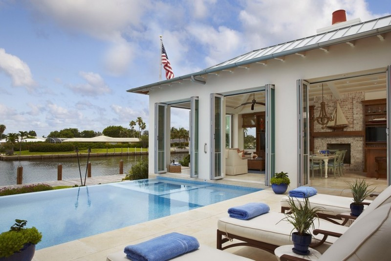 Lago Mar Ft Lauderdale for Tropical Pool with Small Pool