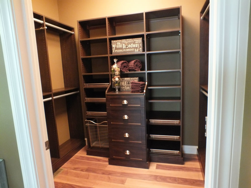 Lake County Ymca for Traditional Closet with Custom Closet System