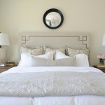 Lancasters for Traditional Bedroom with Iron X Bench