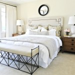 Lancasters for Traditional Bedroom with White Linen Duvet