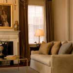 Lancasters for Traditional Living Room with Elegant
