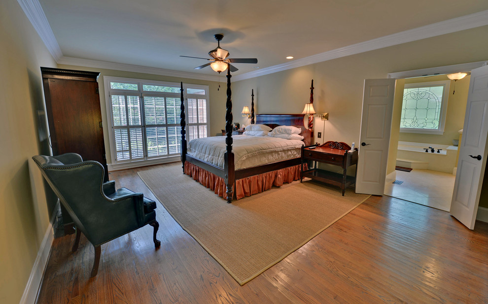 Lanier Technical College for Traditional Bedroom with Custom