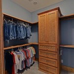 Lanier Technical College for Traditional Closet with Custom Homes