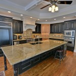 Lanier Technical College for Traditional Kitchen with Custom