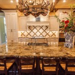 Lapidus Granite for Transitional Kitchen with New Construction