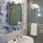 Larchmont Bungalow for Traditional Bathroom with Ralph Lauren