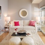 Latitudes Apartments for Transitional Living Room with Gray and White