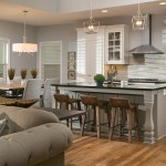 Lees Summit Honda for Traditional Kitchen with Wood Barstools