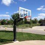 Lees Summit Honda for Traditional Landscape with Basketball Hoop