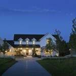 Legacy Homes Omaha for Farmhouse Exterior with Front Porch