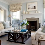 Leland Furniture for Traditional Family Room with White Trim