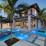 Lennar Homes Florida for Tropical Pool with Palm Trees