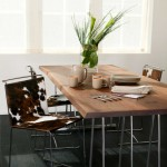 Ligne Roset Nyc for Contemporary Dining Room with Modern Dining Chair