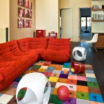 Ligne Roset Nyc for Contemporary Kids with Red