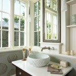 Linkasink for Victorian Bathroom with Vessel Sink
