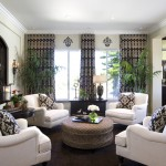 Living Room Ideas Pinterest for Traditional Family Room with Ottoman Coffee Table