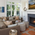 Living Room Ideas Pinterest for Traditional Living Room with Cushions