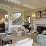 Living Room Ideas Pinterest for Traditional Living Room with Wood Mantle
