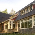 Loewen Windows for Traditional Exterior with Traditional
