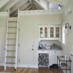 Lofting for Traditional Kitchen with Ladder