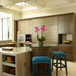 Lorts for Contemporary Kitchen with Sky Lights