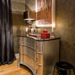Lorts for Eclectic Spaces with Table Lamp
