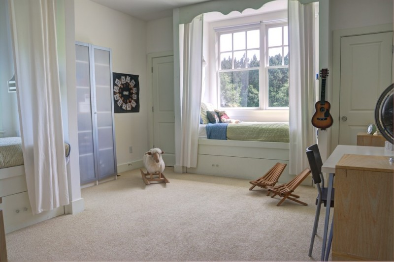 Low Pile Carpet for Farmhouse Kids with Kids Rooms