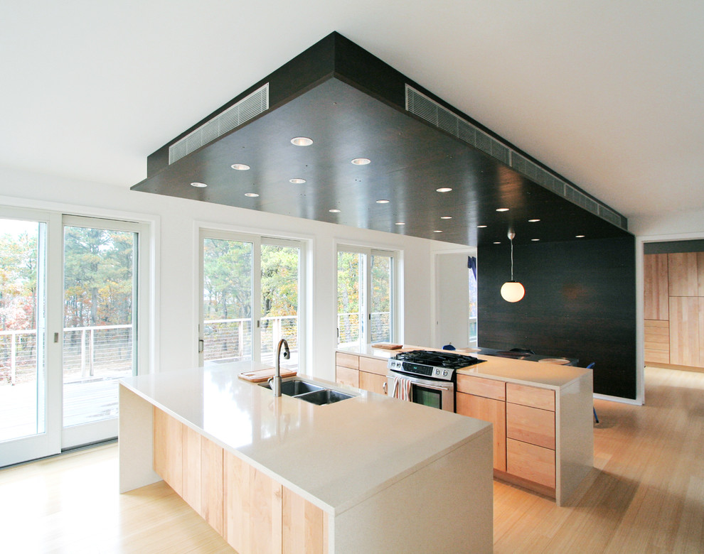 Lowes Bangor Maine for Modern Kitchen with Natural Wood