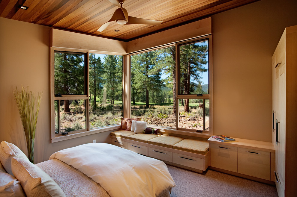 Lowes Chula Vista for Rustic Bedroom with Ceiling Fan
