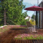 Lowes Deck Designer for Contemporary Deck with Wood Flooring