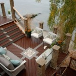 Lowes Deck Designer for Transitional Deck with Outdoor Seating