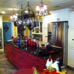 Lowes Gainesville for Traditional Kitchen with Red Country Kitchen Schuler Princeton Do