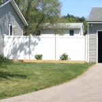 Lowes Grandville for Traditional Landscape with Vinyl Privacy
