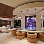 Lowes Lakeland Fl for Contemporary Living Room with Home Bar