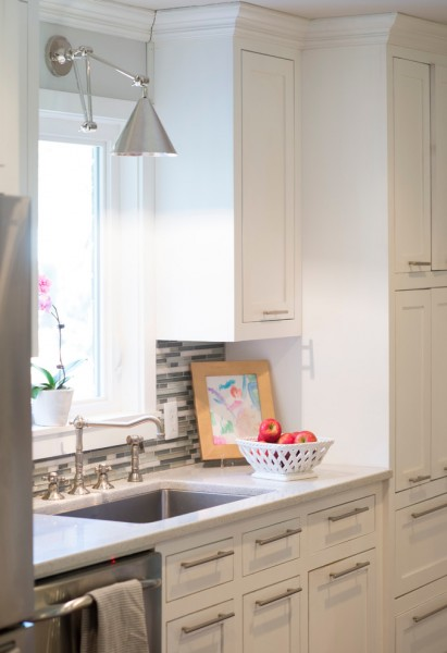 Lowes Lansing Mi for Traditional Kitchen with Swinging Arm Light