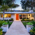 Lowes Metairie for Midcentury Exterior with Entry