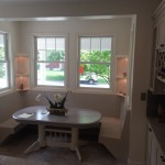 Lowes Morehead Ky for Contemporary Kitchen with Breakfast Nook