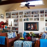 Lowes Morehead Ky for Eclectic Family Room with Ceiling Fan