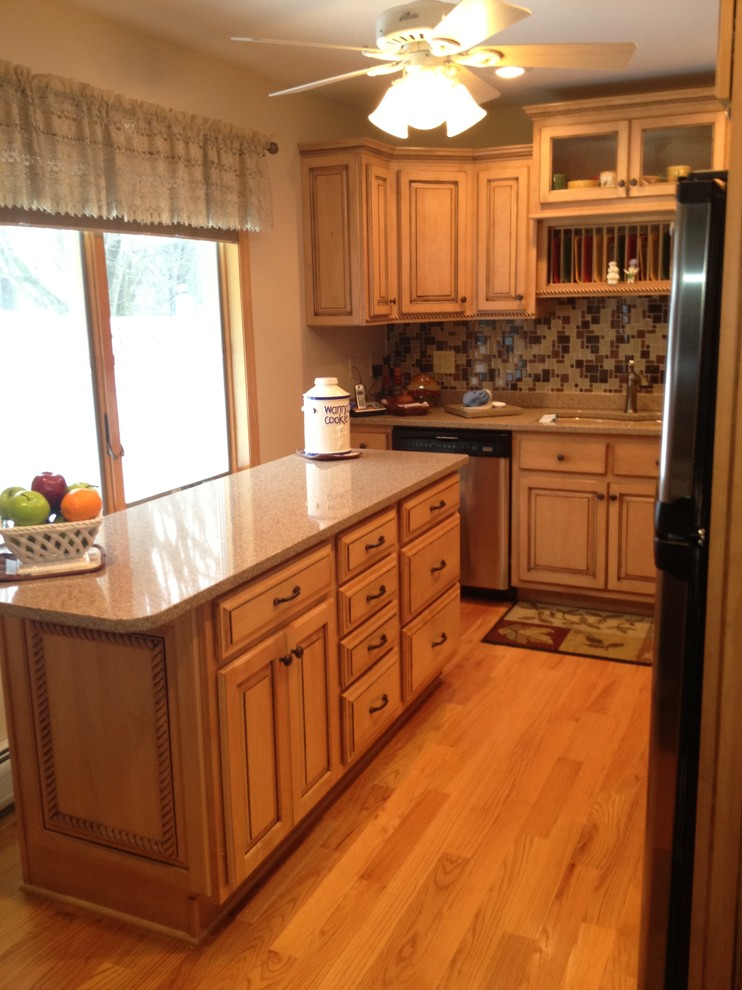 Lowes New Hartford Ny for Traditional Kitchen with Island