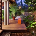 Lowes Orlando for Contemporary Landscape with Ipe Deck