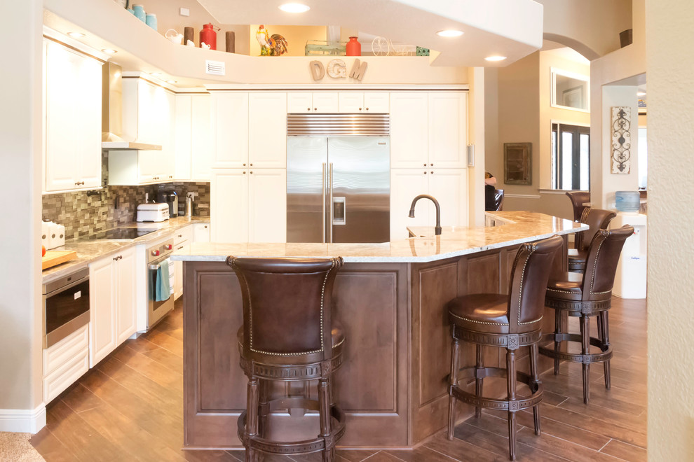 Lowes Oviedo for Transitional Kitchen with Traditional