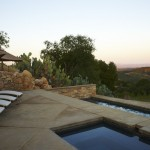 Lowes Paso Robles for Mediterranean Pool with Native