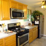 Lowes Peoria Il for Traditional Kitchen with Subway Tile