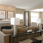 Lowes Raynham Ma for Contemporary Family Room with Sofa Table