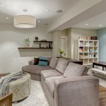 Lowes Riverside Ca for Traditional Basement with Family Room