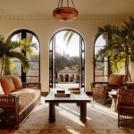 Lowes San Diego for Mediterranean Living Room with Wicker Chair