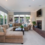 Lowes San Diego for Traditional Family Room with Corner Sofa